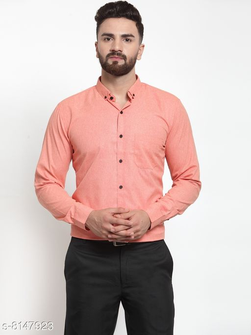 Jainish Men's Premium Quality Shirt's