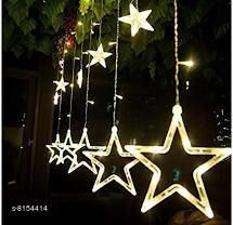 Diwali Lightings STAR LIGHT  *Pack* Pack of 1  *Sizes Available* Free Size *    Catalog Name: Trendy Wall Lights CatalogID_1355115 C98-SC1377 Code: 985-8154414-