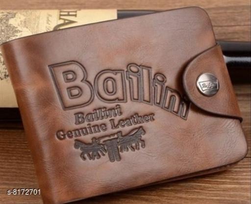 Samm & Moody Genuine Leather Designer Wallets For Men
