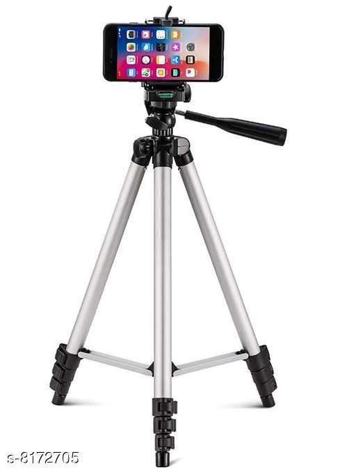 Camera Tripod Camera Tripod  *Product Name* Camera Tripod  *Color* Multicolor  *Size* Adjustable  *Multipack* 1  *Sizes Available* Free Size *    Catalog Name: Camera Tripod CatalogID_1359253 C108-SC1411 Code: 8121-8172705-