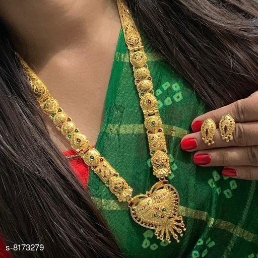 Jewellery Set Jewellery Set Jewellery Set  *Sizes Available* Free Size *    Catalog Name: Princess Glittering Jewellery Sets CatalogID_1359385 C77-SC1093 Code: 073-8173279-