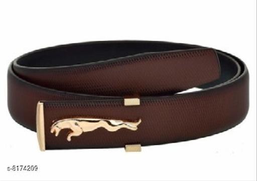 Samm & Moody Latest PU Leather Men's Belt