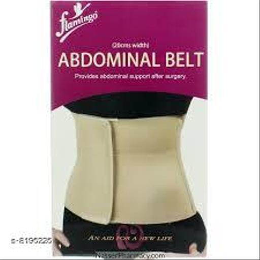 Orthopedics flamingo abdominal belt flamingo abdominal belt  *Sizes Available* Free Size *    Catalog Name: flamingo CatalogID_1364553 C125-SC1569 Code: 244-8196226-075