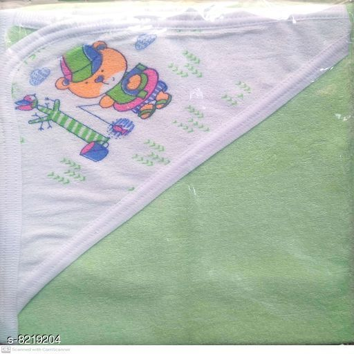 Baby Towels Graceful Stylish Baby Towels  *Material* Cotton  *Size* Standard  *Multipack* 1  *Color* Multicolor  *Sizes Available* Free Size *    Catalog Name: Graceful Stylish Baby Towels CatalogID_1369816 C142-SC1735 Code: 013-8219204-