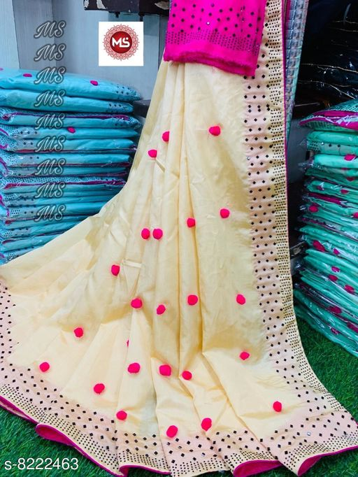 New Trendy Woman's Saree