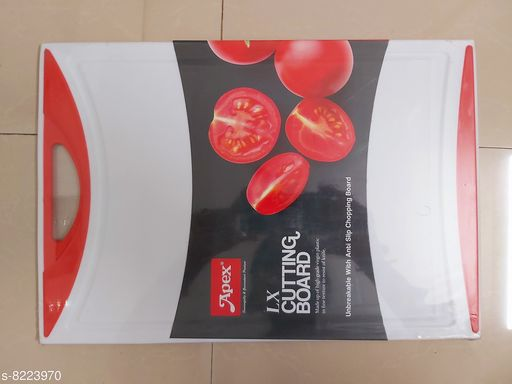 Other Vegetable chopper board  *Material* Plastic  *Pack* Pack of 1  *Sizes Available* Free Size *    Catalog Name: Fabulous Slicers CatalogID_1370977 C103-SC1807 Code: 013-8223970-054