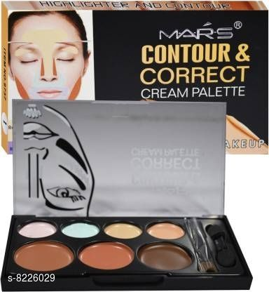Mars Highlighter and contour Concealer 25 g