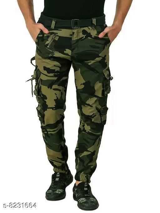 Ravishing Latest Men Cargo Pant