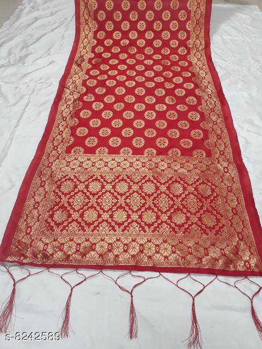 Beautiful Banarasi Silk Dupatta