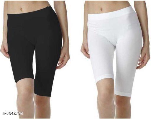 Stylish Womens Cotton Shorts