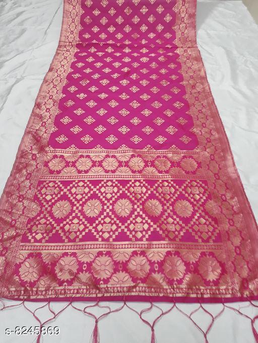 Banarasi Silk. Dupatta