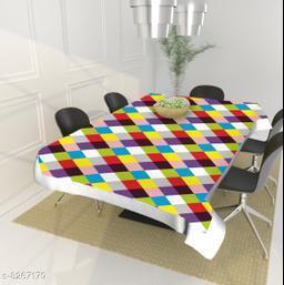 PVC Designer Full Size Table Cover
