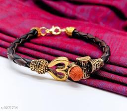 Fancy bracelet for man