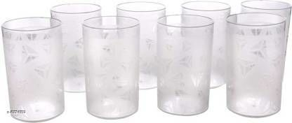 Glassware & Drinkware Niebla (Pack of 8) Diamond Design For Water and Juice Glass Plastic Galss (250 ml, Plastic) Material: Plastic Pack: Pack of 1 Length: 5 cm Breadth: 15 cm Height: 10 cm Size (in ltrs): 250 ml Country of Origin: India Sizes Available: Free Size *Proof of Safe Delivery! Click to know on Safety Standards of Delivery Partners- https://ltl.sh/y_nZrAV3  Catalog Rating: ★4.1 (171)  Catalog Name: Free Gift Modern Water Glasses CatalogID_1382076 C136-SC1603 Code: 372-8274359-