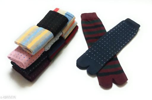 Women cotton socks-12 pcs combo