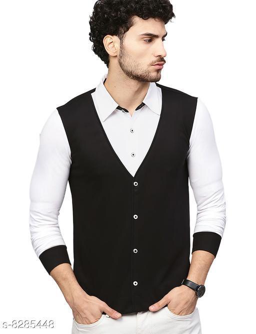 Seven Rocks 100% Cotton Regular Fit  Round Neck Full Sleeve Men's Sweatshirts