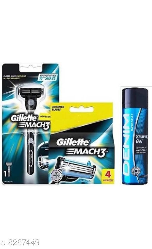 Men's Grooming Gillette combo Gillette combo  *Sizes Available* Free Size *    Catalog Name: Check out this trending catalog CatalogID_1384967 C51-SC1662 Code: 617-8287449-