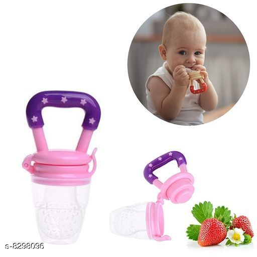 Baby Personal Care Kid's Silicon fruits nibbler Kid's Silicon fruits nibbler  *Sizes Available* Free Size *    Catalog Name: Trendy Silicon Nibbler CatalogID_1387906 C51-SC1664 Code: 572-8298096-