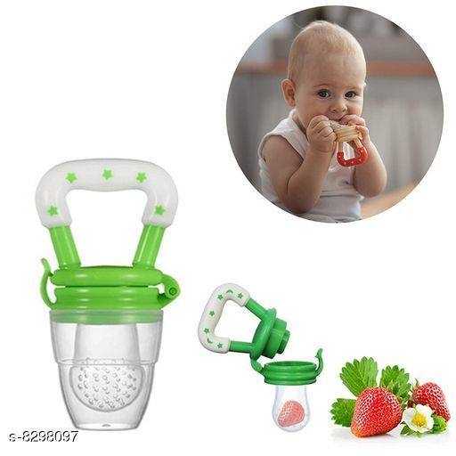 Baby Personal Care Kid's Silicon fruits nibbler Kid's Silicon fruits nibbler  *Sizes Available* Free Size *    Catalog Name: Trendy Silicon Nibbler CatalogID_1387906 C51-SC1664 Code: 572-8298097-
