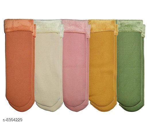 Trendy Women Wool Socks