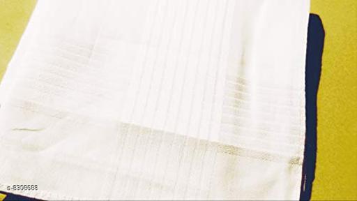 Hankerchiefs  Hankerchiefs  *Material* Cotton  *Multipack*   *Sizes*   *Free Size (Length Size* 2 in, Width Size  *Sizes Available* Free Size *    Catalog Name: Unique Men Handkerchief CatalogID_1390414 C65-SC1230 Code: 692-8308688-