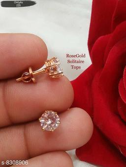 American Diamond Earrings For Women And Girls