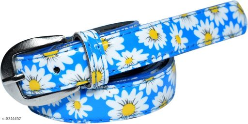 Belts Women Belt  *Material* Leather  *Multipack* 1  *Sizes*   *28 (Waist Size* 28 in)  *Sizes Available* 28 *    Catalog Name: Casual Modern Women Belts CatalogID_1391923 C72-SC1081 Code: 644-8314497-