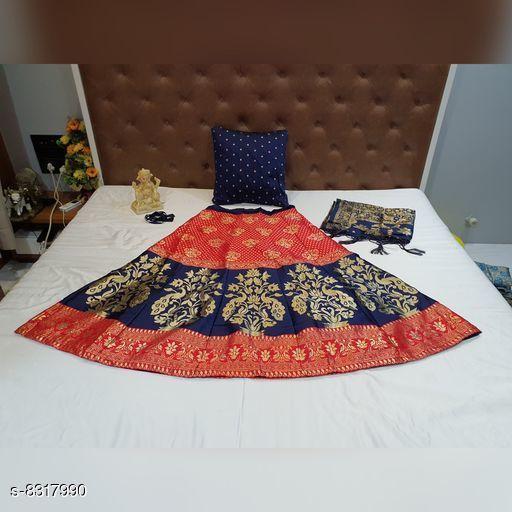 Lehengas Lehenga Lehenga  *Sizes Available* Un Stitched, Free Size, Semi Stitched *    Catalog Name:  Lehenga Lehenga CatalogID_1392669 C74-SC1005 Code: 068-8317990-