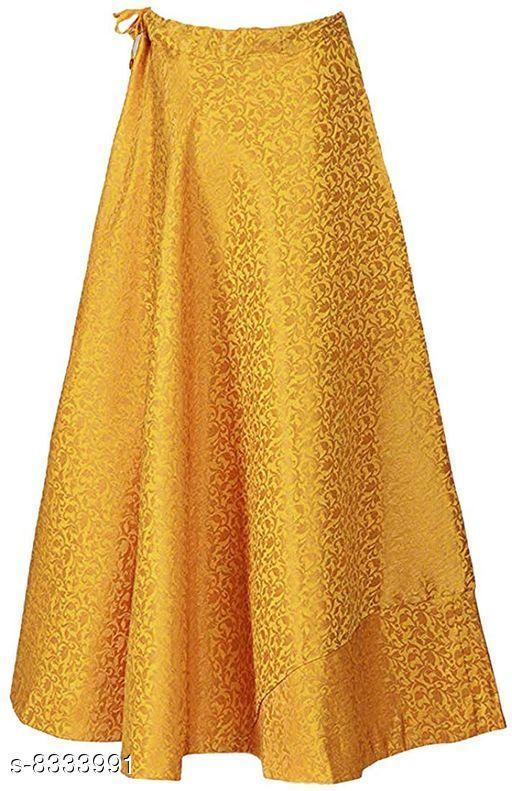Banarsi Silk Lehanga Skirt