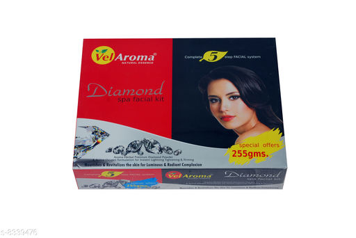 Face  PROFESSIONAL_KIT_207_VA_255_Diamond  *Product Name* PROFESSIONAL_KIT_207_VA_255_Diamond  *Multipack* 1  *Sizes Available* Free Size *    Catalog Name: Proffesional Cleansers CatalogID_1397423 C51-SC1241 Code: 122-8339476-
