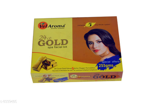 Face  PROFESSIONAL_KIT_204_VA_255_Gold  *Product Name* PROFESSIONAL_KIT_204_VA_255_Gold  *Multipack* 1  *Sizes Available* Free Size *    Catalog Name: Proffesional Cleansers CatalogID_1397423 C51-SC1241 Code: 122-8339485-