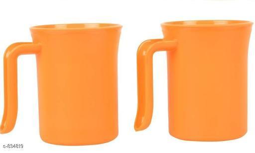 Tea and Coffee Mug (Pack Of 2 )