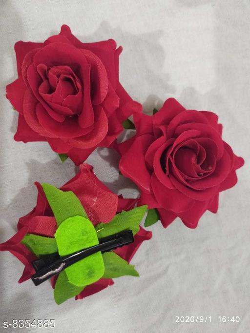 RED ROSE FLOWER SIDE