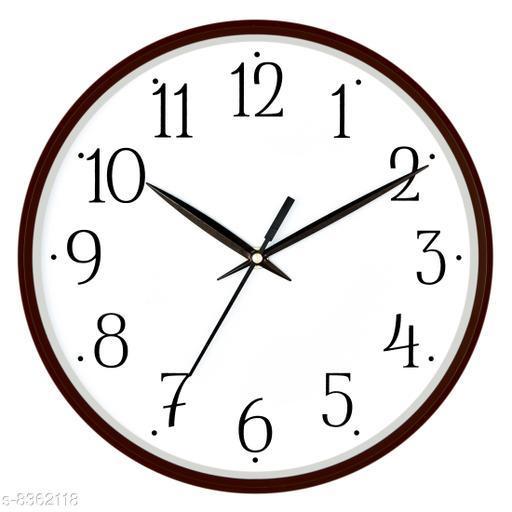 Masstone Shraddha Series Cola Round Wall Clock
