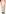 Comix Women Lycra Fabric Comfort Fit Long Length Plain Shiney Petticoat Shapewear (Light Beige,L)