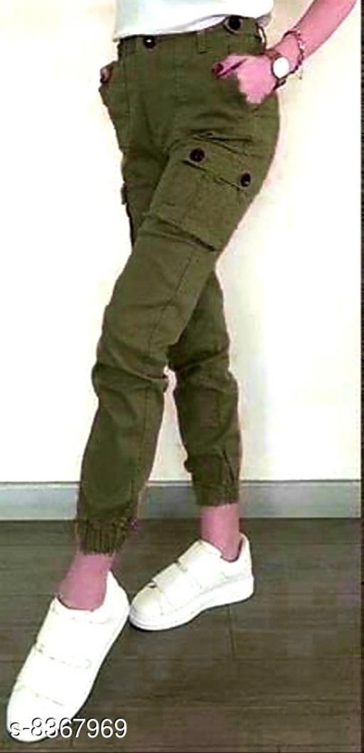 Pretty Fashionable Women Trousers