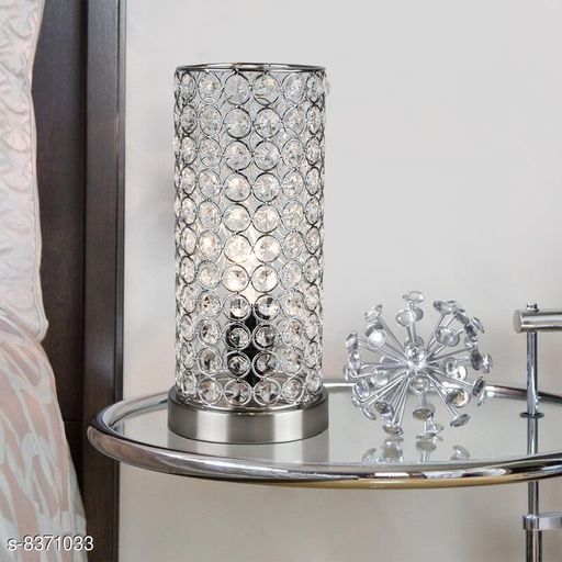 Bernie crystal desk lamp