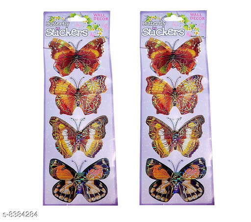 Gifts & Mugs 16 Pcs Colorful Butterfly Wall Decals Removable DIY 3D Art Crafts Butterflies Flower Wall Stickers for Home Offices Classroom School Room Girls Bedroom Wall Decorations 16 Pcs Colorful Butterfly Wall Decals Removable DIY 3D Art Crafts Butterflies Flower Wall Stickers for Home Offices Classroom School Room Girls Bedroom Wall Decorations  *Sizes Available* Free Size *    Catalog Name: Check out this trending catalog CatalogID_1407784 C127-SC1268 Code: 562-8384284-