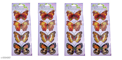 Gifts & Mugs 16 Pcs Colorful Butterfly Wall Decals Removable DIY 3D Art Crafts Butterflies Flower Wall Stickers for Home Offices Classroom School Room Girls Bedroom Wall Decorations 16 Pcs Colorful Butterfly Wall Decals Removable DIY 3D Art Crafts Butterflies Flower Wall Stickers for Home Offices Classroom School Room Girls Bedroom Wall Decorations  *Sizes Available* Free Size *    Catalog Name: Check out this trending catalog CatalogID_1407784 C127-SC1268 Code: 502-8384287-