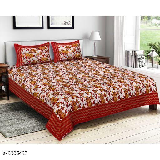 Gorgeous Cotton Bedsheet