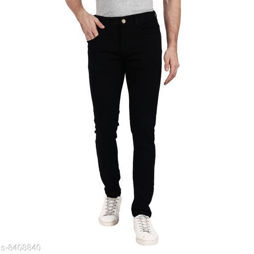 Stylish Basic branded jeans
