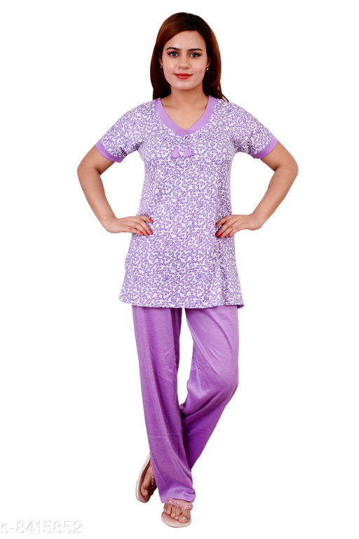 Lingerie Sets Nightwear  *Top Fabric * Hosiery  *Bottom Fabric * Hosiery  *Multipack* 1  *Sizes*  M  *Sizes Available* M *    Catalog Name: Fancy Women Lingerie Sets CatalogID_1415182 C76-SC1043 Code: 625-8415852-