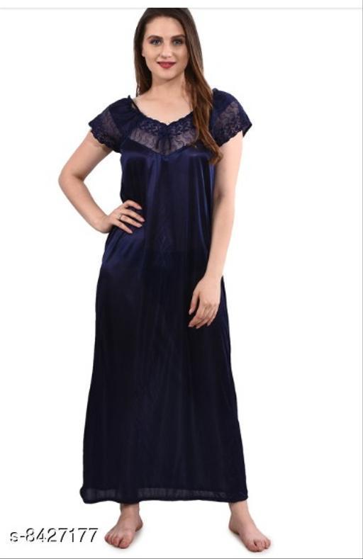 Siya Alluring Women Nightdresses