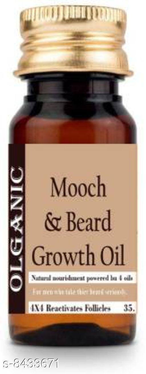 Natural Beard Growth Oil