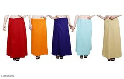 WOMENS PURE COTTON PETTICOAT PACK OF 14