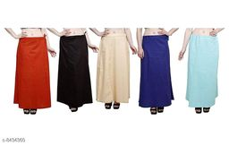 WOMENS PURE COTTON PETTICOAT PACK OF 12