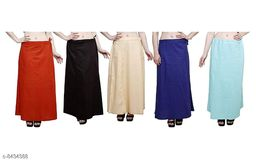 WOMENS PURE COTTON PETTICOAT PACK OF 8