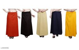 WOMENS PURE COTTON PETTICOAT PACK OF 16