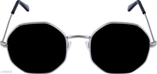 Trendy Men's Black Sunglasses