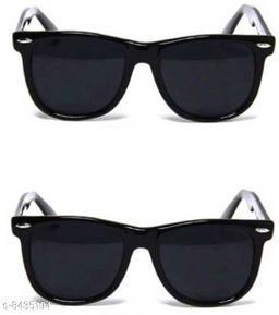 Trendy Men's Combo Sunglasses